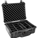 Pelican Protector Case 1500 With Adjustable Padded Dividers