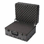Parker Plastics Roto Rugged Carrying Case RR1814-9 Layer Foam Filled