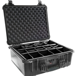 Pelican Protector Case 1550 With Adjustable Padded Dividers