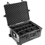 Pelican Protector Case 1610 With Adjustable Padded Dividers