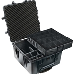 Pelican Protector Transport Case 1640 With Adjustable Padded Dividers