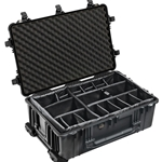 Pelican Protector Case 1650 With Adjustable Padded Dividers