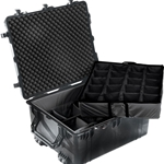 Pelican Protector Transport Case 1690 With Adjustable Padded Dividers